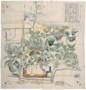 A111(佐和山古城図)