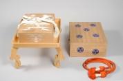 鉄漿筆箱-(1)